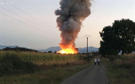 Hourquet Et Fils by Important Incendie En Cours Dans Une Casse Automobile 224