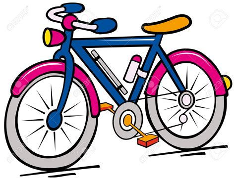 tricycle cartoon bike clipart cartoon pencil and in color bike clipart