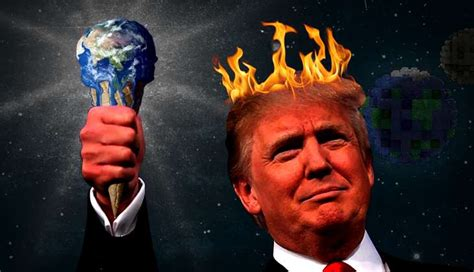 donald trump environment donald trump s refusal to accept climate change could doom