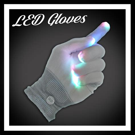 wearable battery operated lights light up wearable battery operated led glow products