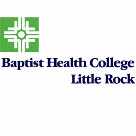 Baptist Hospital Detox Rock Ar by Baptist Health School Now Offers Degrees Arkansas