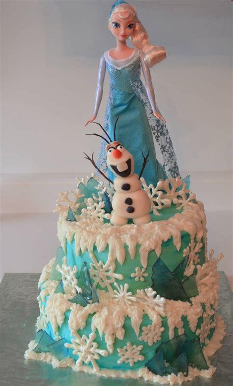 disney frozen cakes cakecentralcom