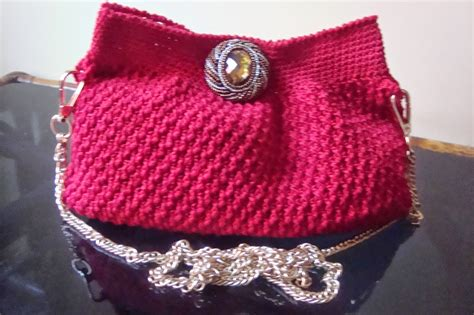 free crochet rose bag pattern crochet generous evening purse with free pattern