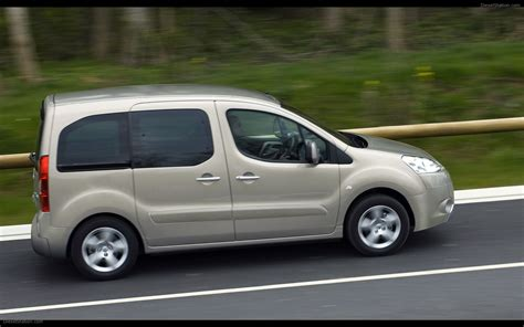 2009 Peugeot Partner Tepee Widescreen Car Picture