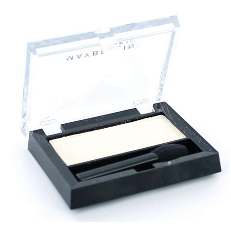 Maybelline White maybelline eyestudio eyeshadow white 2 5 g 163 1 45