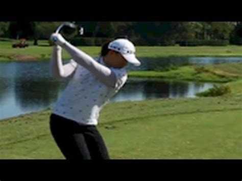 amy yang golf swing amy yang beautiful 1 step golf swing pro women golfers