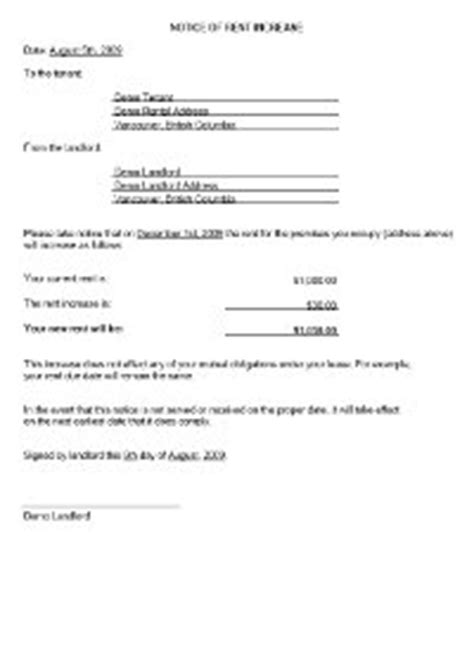 rentmore ca manager rent increase form