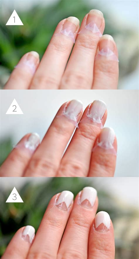 nail art triangle tutorial a new bloom diy and craft projects home interiors