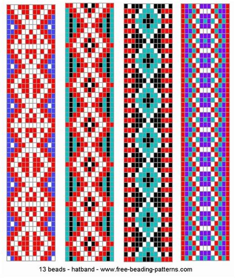 bead loom patterns free patterns beading loom patterns