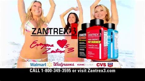 zantrex commercial actress zantrex 3 tv spot beach bikini ispot tv