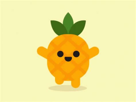 Pineapple Wallpaper by Pineapple Gif Pineapple Discover Amp Share Gifs
