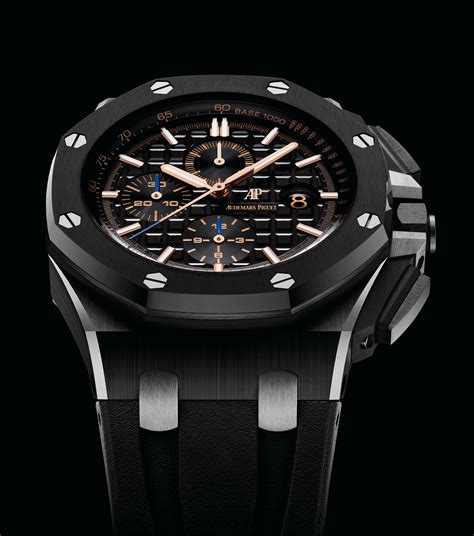audemars piguet introduces facelifted royal oak offshore