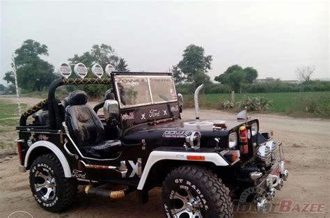 jeep modified classic 4x4 the gallery for gt modified jeeps in kerala