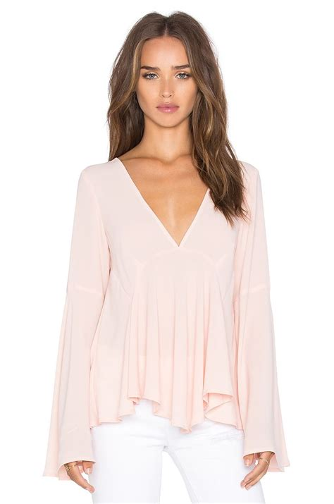 Bell Sleeve Plain Top best 25 bell sleeve top ideas on bell sleeve