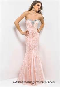 No matter you choose a blush cocktail prom dress or blush long prom