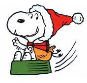 Clip Art &187 Christmas Snoopy