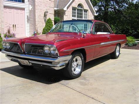 1961 Pontiac Ventura For Sale by 1961 Pontiac Ventura 2 Door Hardtop