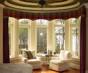 Bay window curtains how to add a personal touch to your bedroom