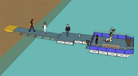 modular floating boat docks modular floating docks