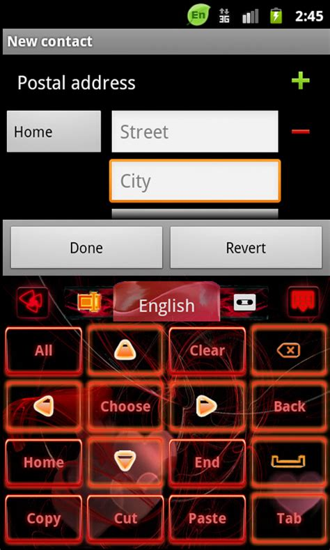 go keyboard themes free download for android phone go keyboard heart flame theme free android app android