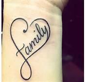 Love Family Tattoo  Best Design Ideas
