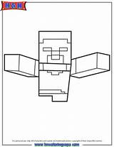 Flying Herobrine Coloring Page | HM Coloring Pages
