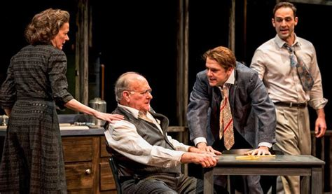 death of a salesman family theme death of a salesman at everyman theatre review dc