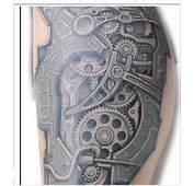 Biomechanical Tattoo Referral Please  Big Planet Community