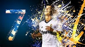 Cristiano Ronaldo Wallpaper CR7 Real Madrid