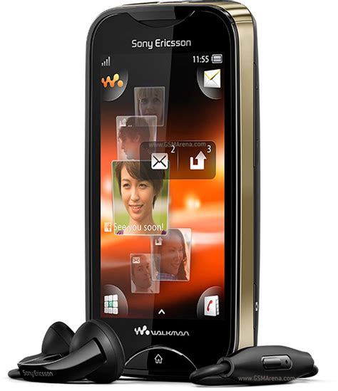 Dan Spesifikasi Hp Sony Xperia W8 sony ericsson w8 lihat handphone