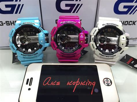 Casio G Shock Gba 400 Grey live photos g shock gba 400c new colours