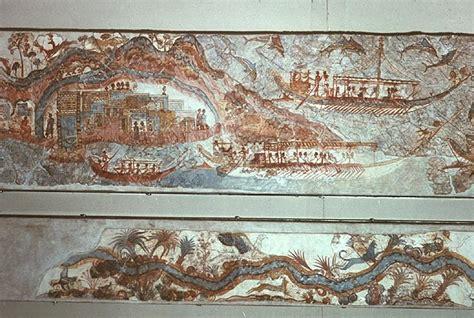 minoan  mycenaean art