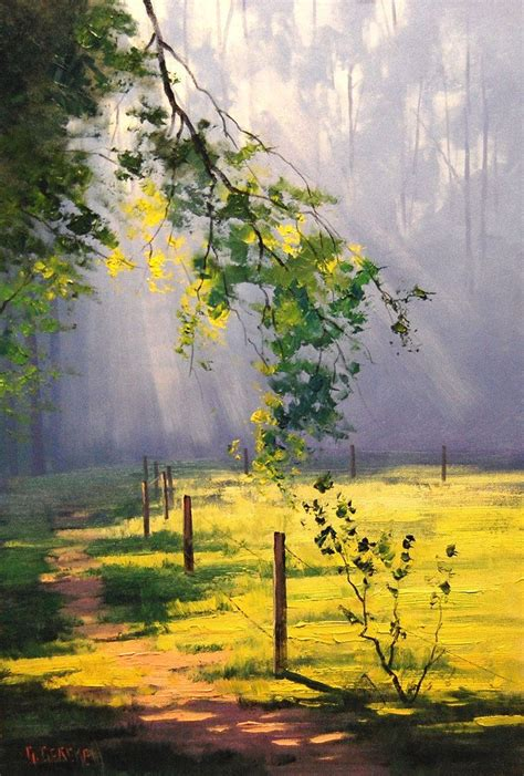 Landscape Pictures To Paint In Oils 25 Best Ideas About Paintings On