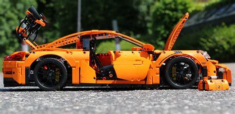 lego technic porsche  rsr  offizielle bilder