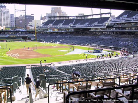 section 139 comerica park comerica park section 134 seat views seatgeek