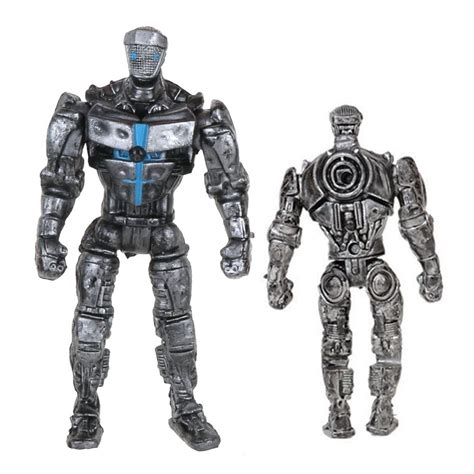 Figure 1 Set Isi 10 Pc 8pc real steel atom noisy boy midas cities