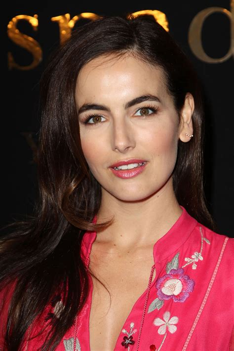 camilla belle camilla belle kate spade presentation at nyfw in new