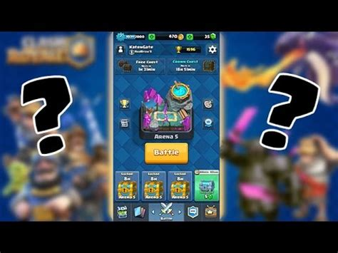 faire un overlay pour ses videos clash royale francais
