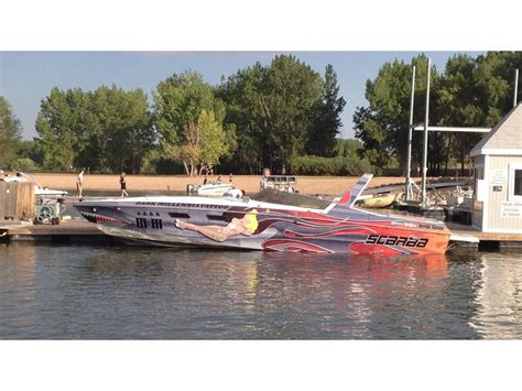 scarab boats colorado 1984 wellcraft scarab powerboat for sale in colorado