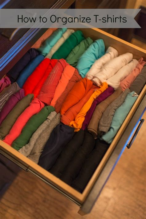 How To Organize Clothes Drawers by How To Organize Your Wardrobe Closet Organizing 101