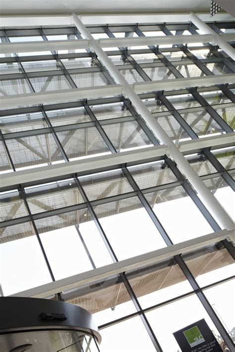 curtain wall roof 56 best images about architectural glass facades on