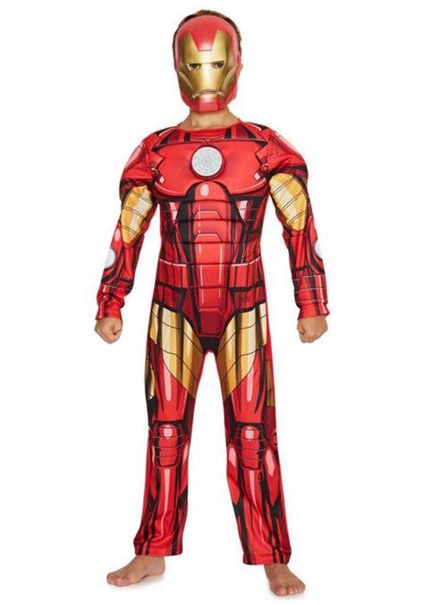 buy marvel iron man light costume fancy