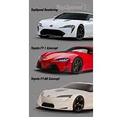 How The Next Toyota Supra Might Look  Autoevolution