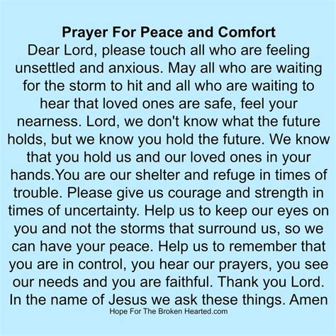 prayer of comfort and peace 279 best prayers images on pinterest daily prayer
