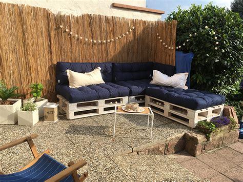 Paletten Lounge Bauen by Palettenm 246 Bel Selber Bauen Teil 4 Unsere Neue