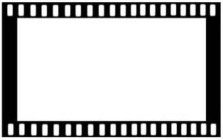 Filmstrip Template by Template Png Clipart Best