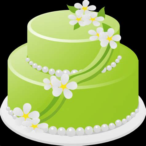 happy green color birthday cake clip art gallery picture cake design and