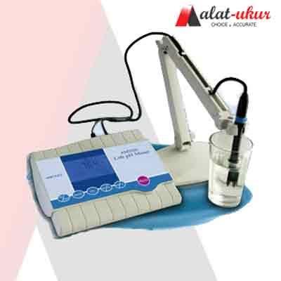 Alat Ukur Ph Manual alat lab bench ph mv temp meter amt620