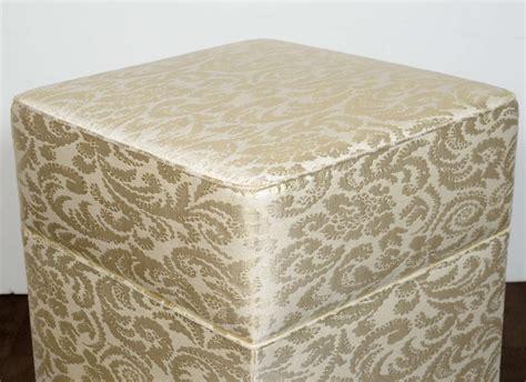 Vanity Ottoman by Regency Upholstered Ottoman Or Vanity Stool For