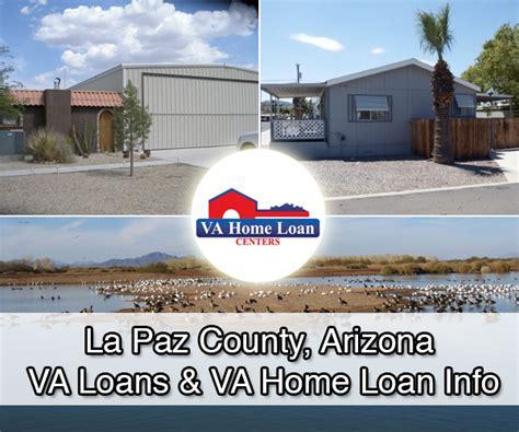 la paz county arizona va home loan real estate info